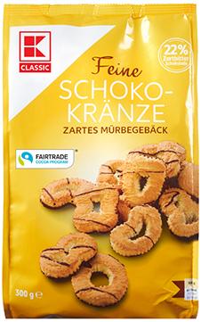 KLC Schoko Kränze 300g INT