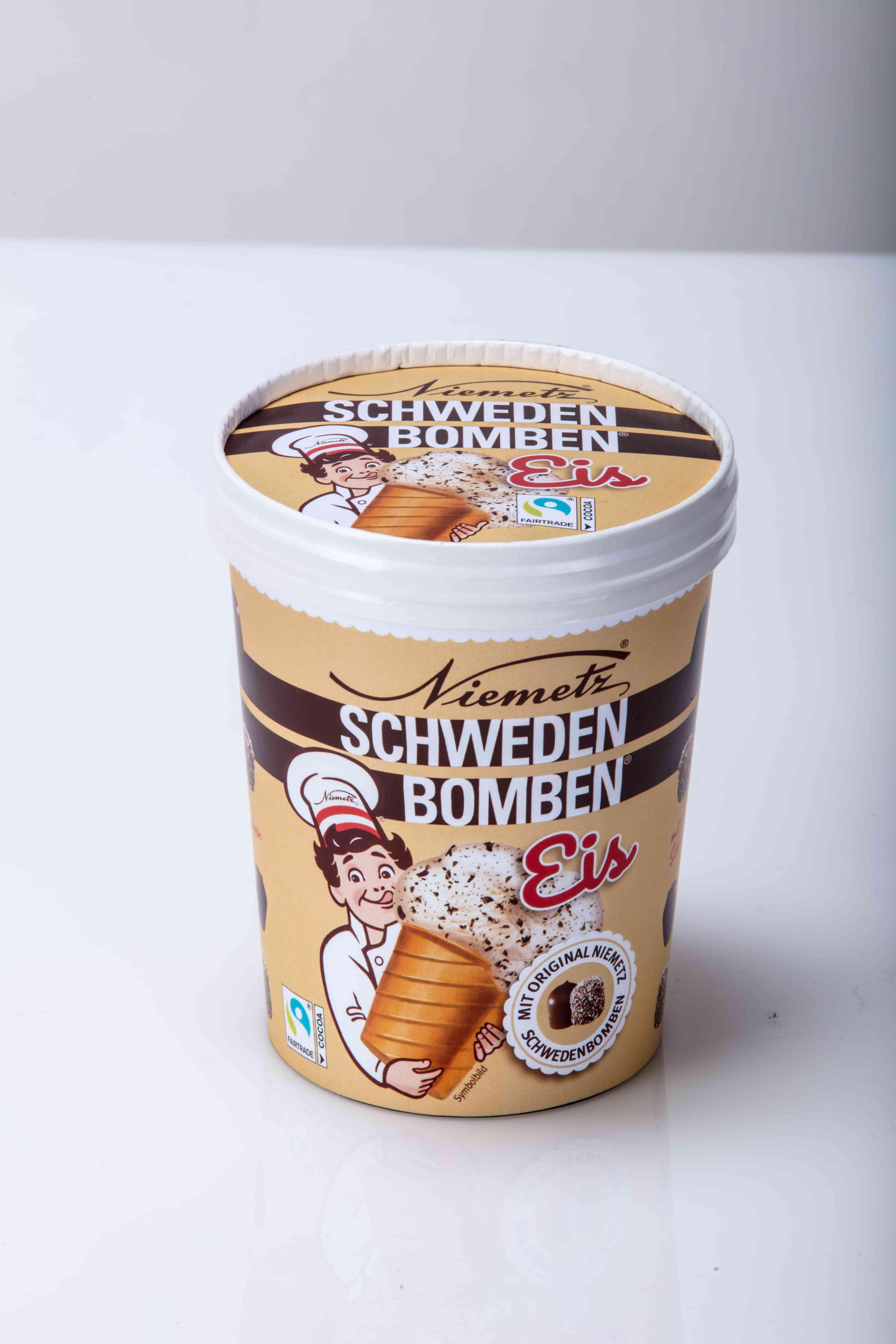 Schwedenbomben Eis 250ml