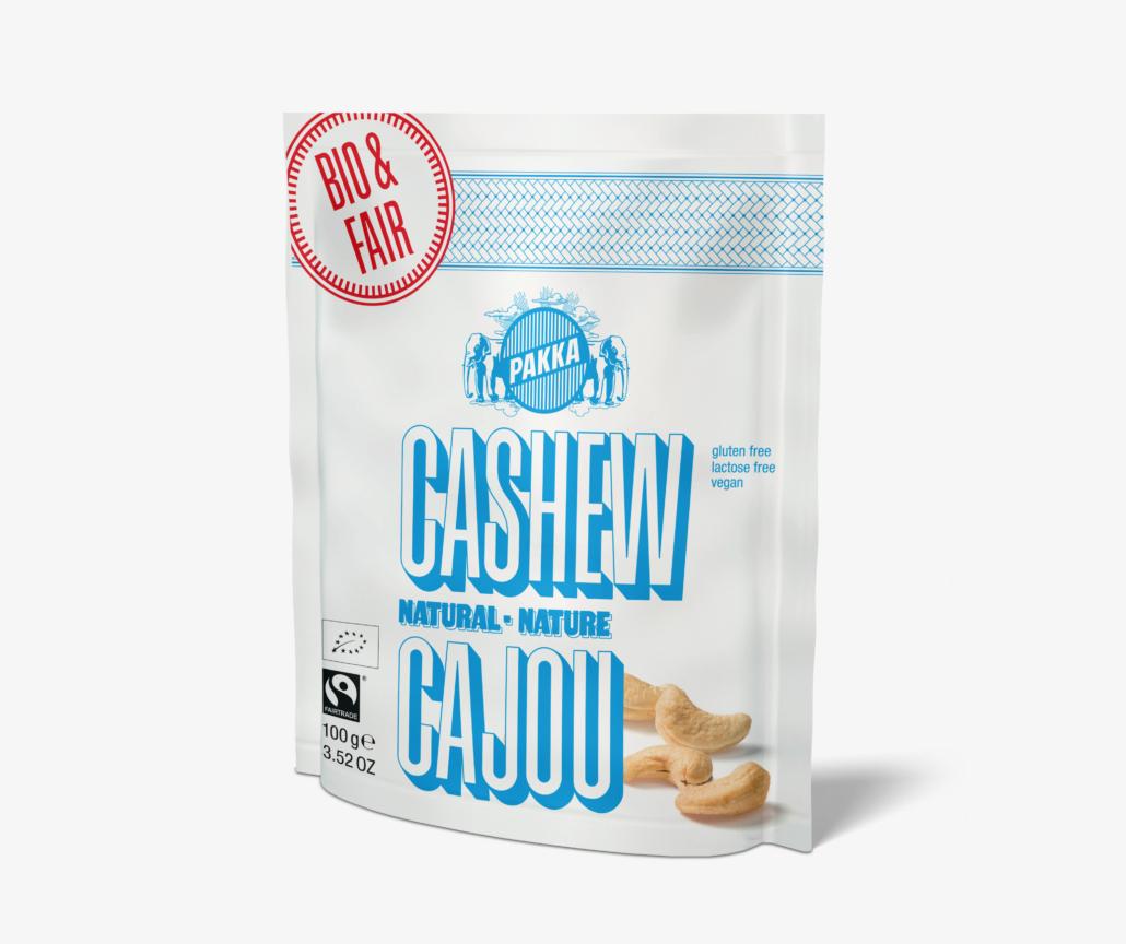 Cashew ungeröstet nature