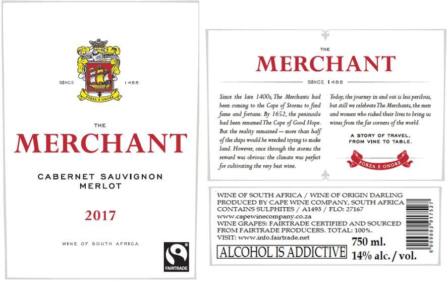 The Merchant - Cabernet Sauvignon Merlot