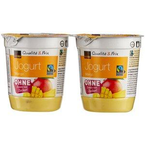 Joghurt Mango ohne Zuckerzusatz (2x150g)