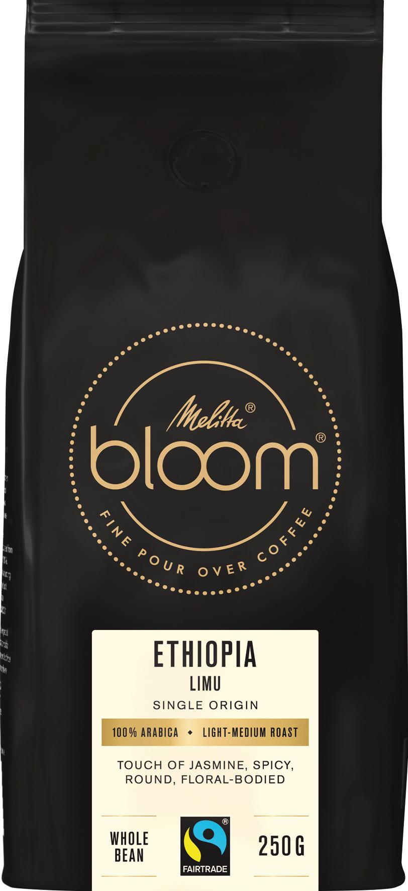 Melitta Bloom Ethiopia Limu 250g