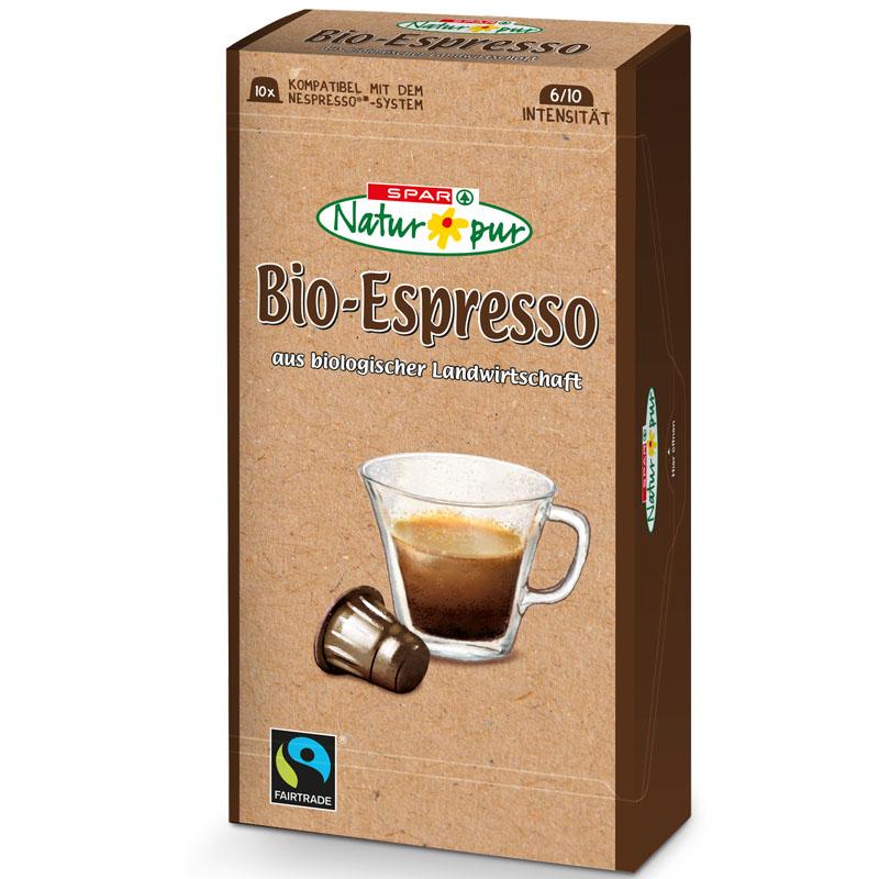 Espresso Kapseln NES