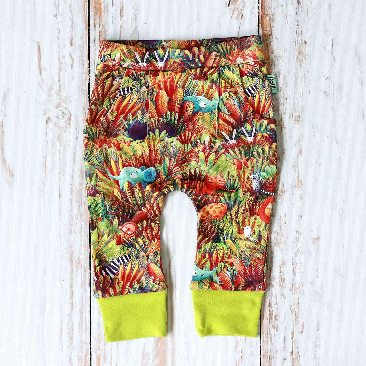 Spodnie Dżungla
