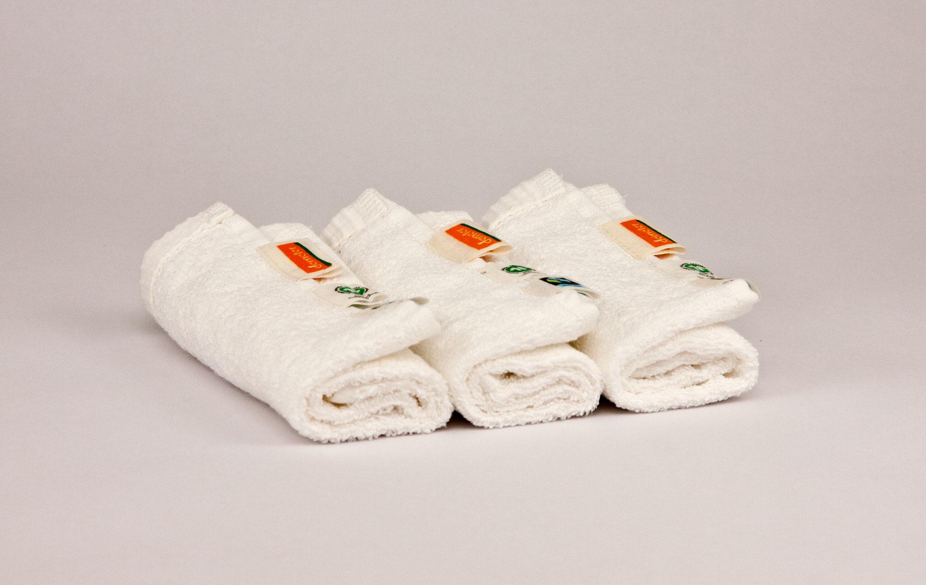 Handtuch – Giza Baumwolle – 30x30cm