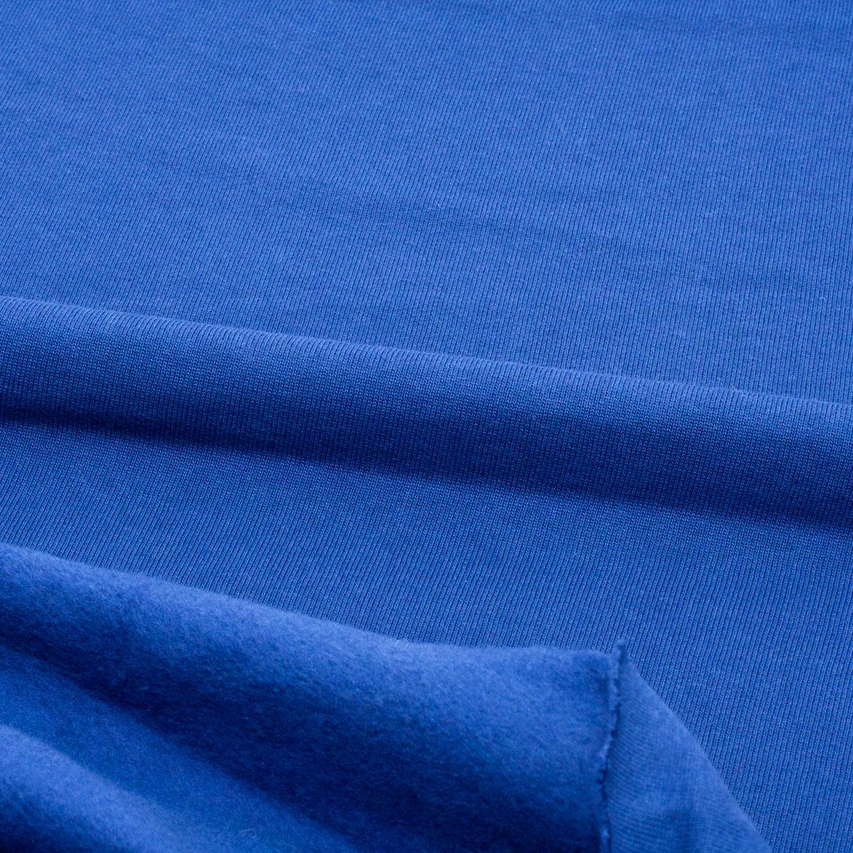 Sweatshirt Stoff – Navy Blau