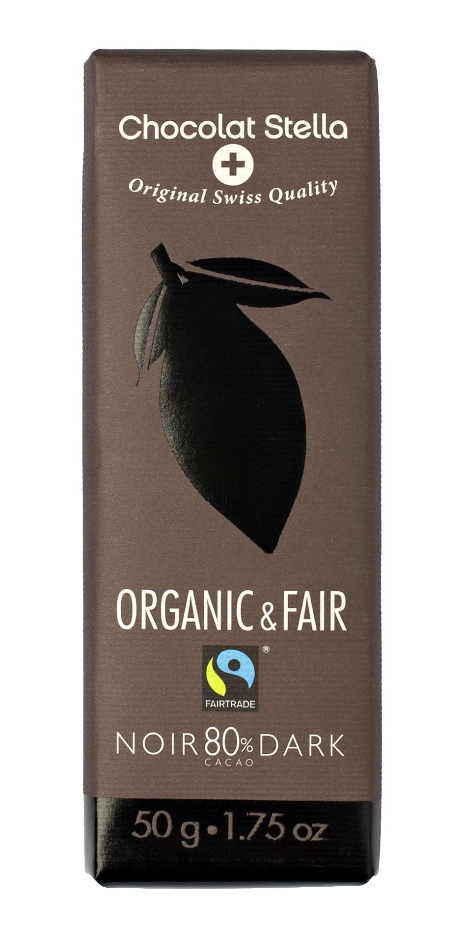 Tafelschokolade Dunkel 80 Prozent