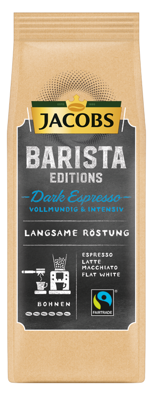 Jacobs Barista Editions Dark Espresso