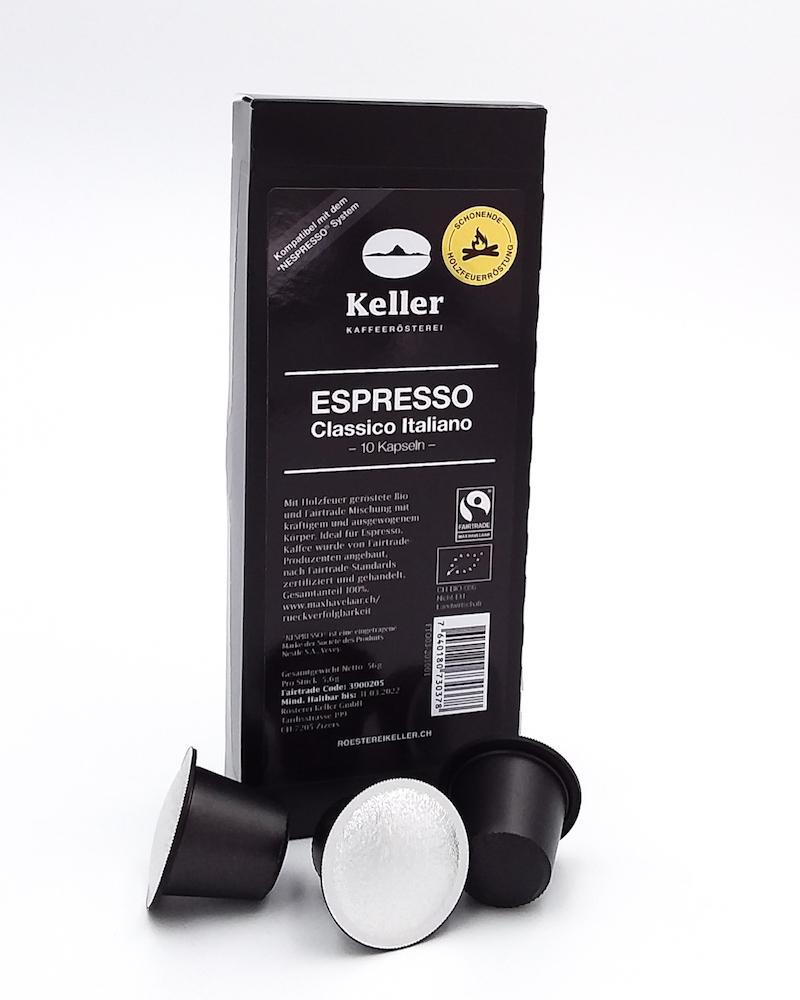 Espresso – Classico Italiano - Kapseln