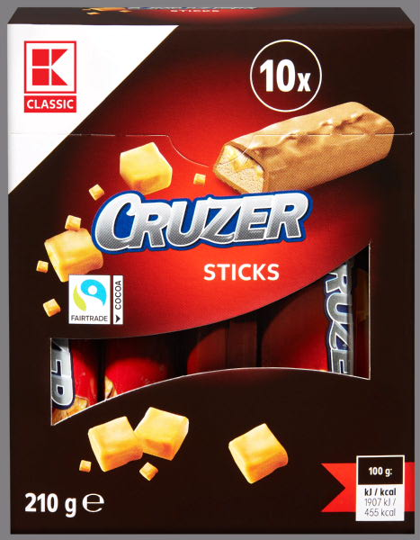 KLC Cruzer 10er Sticks