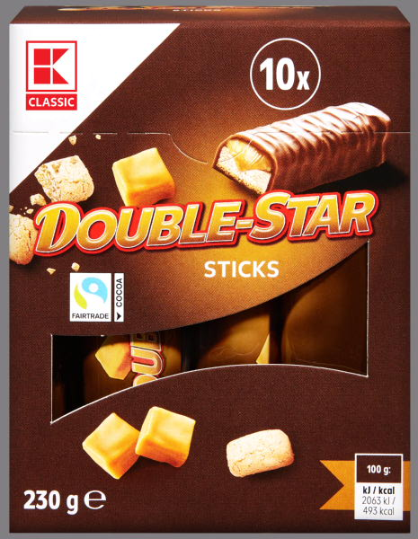 KLC Double Star 10er Sticks