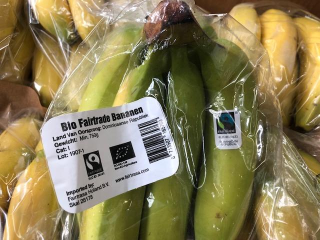Bio Fairtrade Bananen 750g