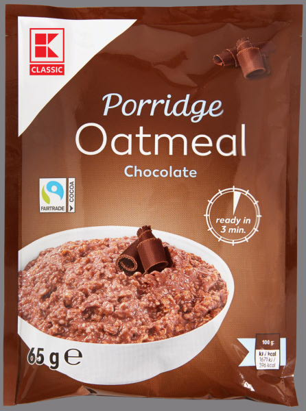 KLC Porridge Chocolate KMO