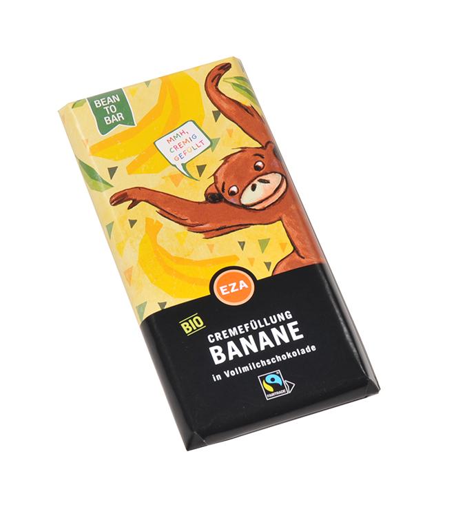 CREMESCHOKOLADE Banane