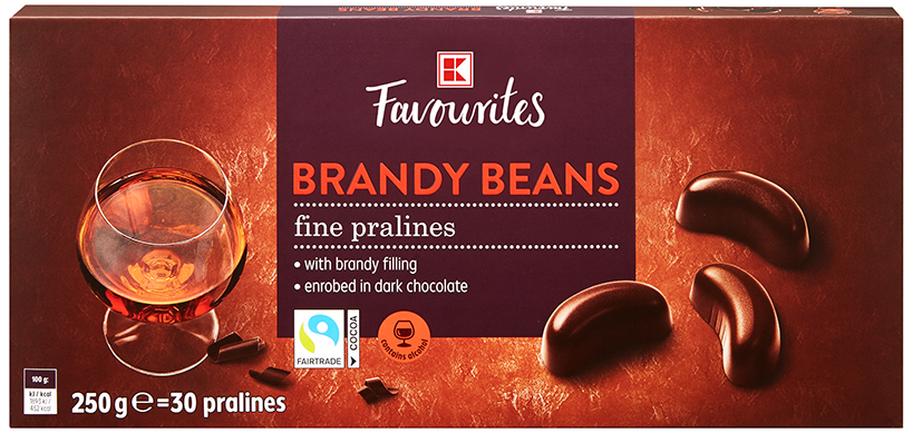 K-Favourites Brandy Beans 250g