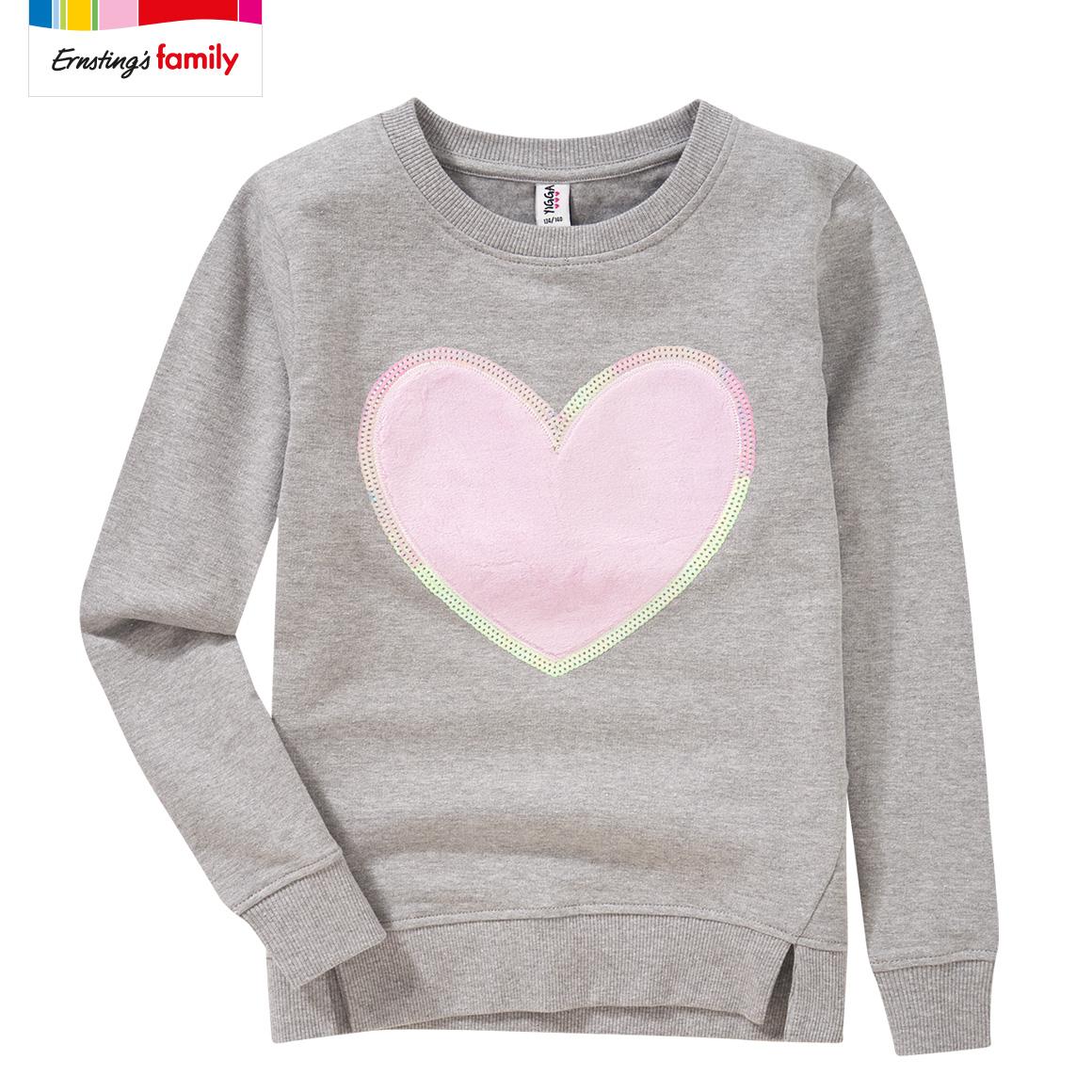 Kinder Mädchen Sweatshirt
