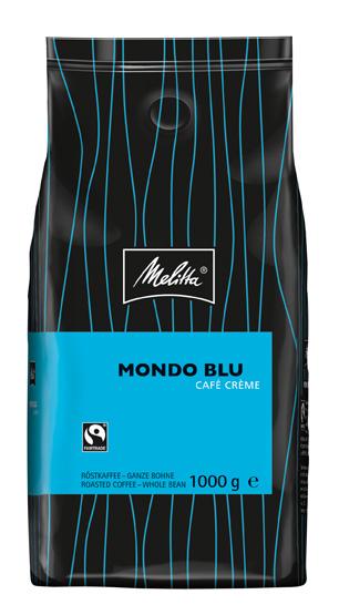 Melitta® Mondo Blu Café Crème 1000g