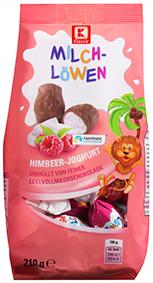 KLC Milchlöwen Himbeer-Joghurt 210g