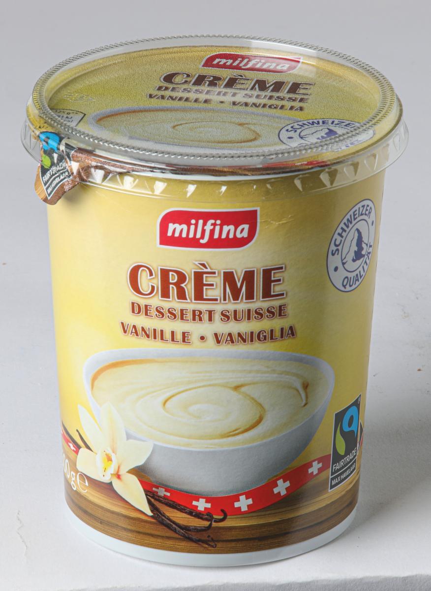 Creme Vanille