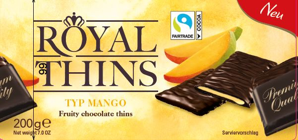 Royal Thins Fruity Mango