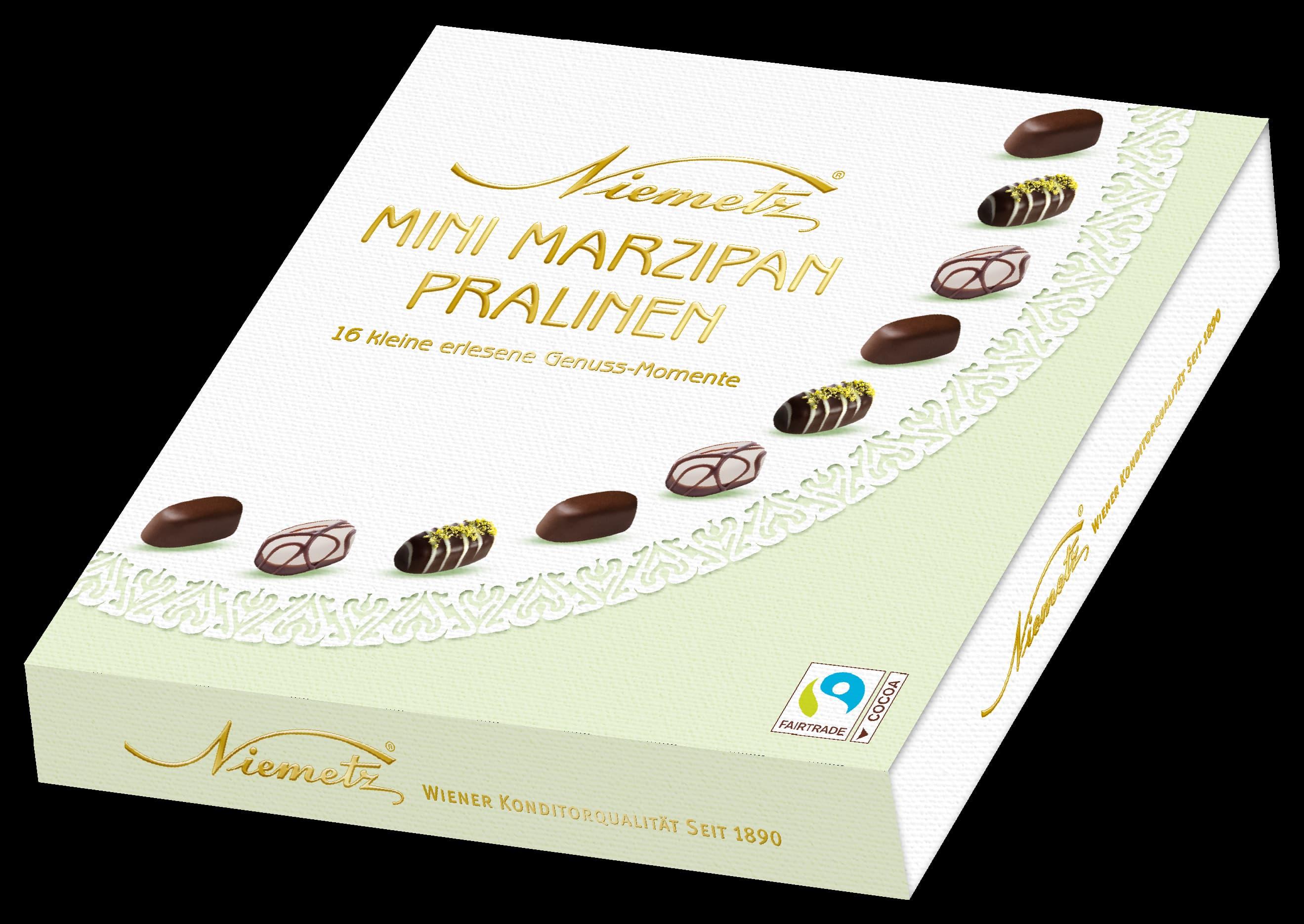 Mini Marzipan Pralinen