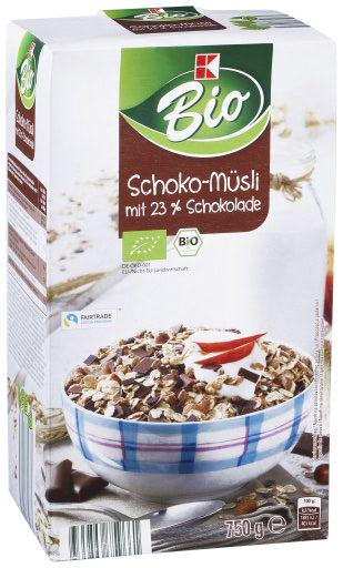 K-Bio Schoko Müsli