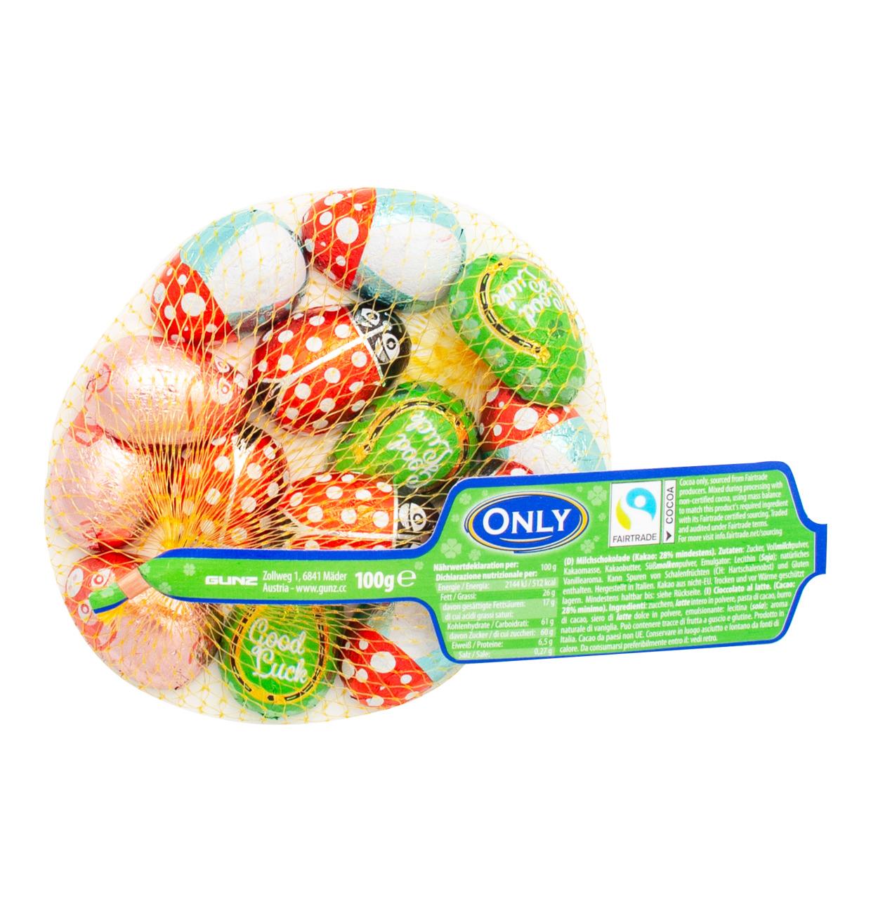 Glücksbringer Milchschokolade 100g