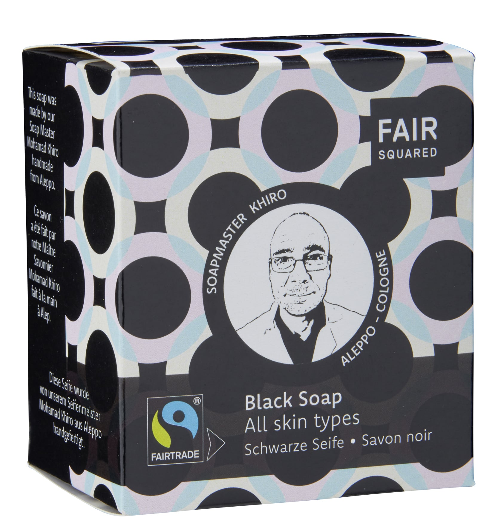 Black Facial Soap