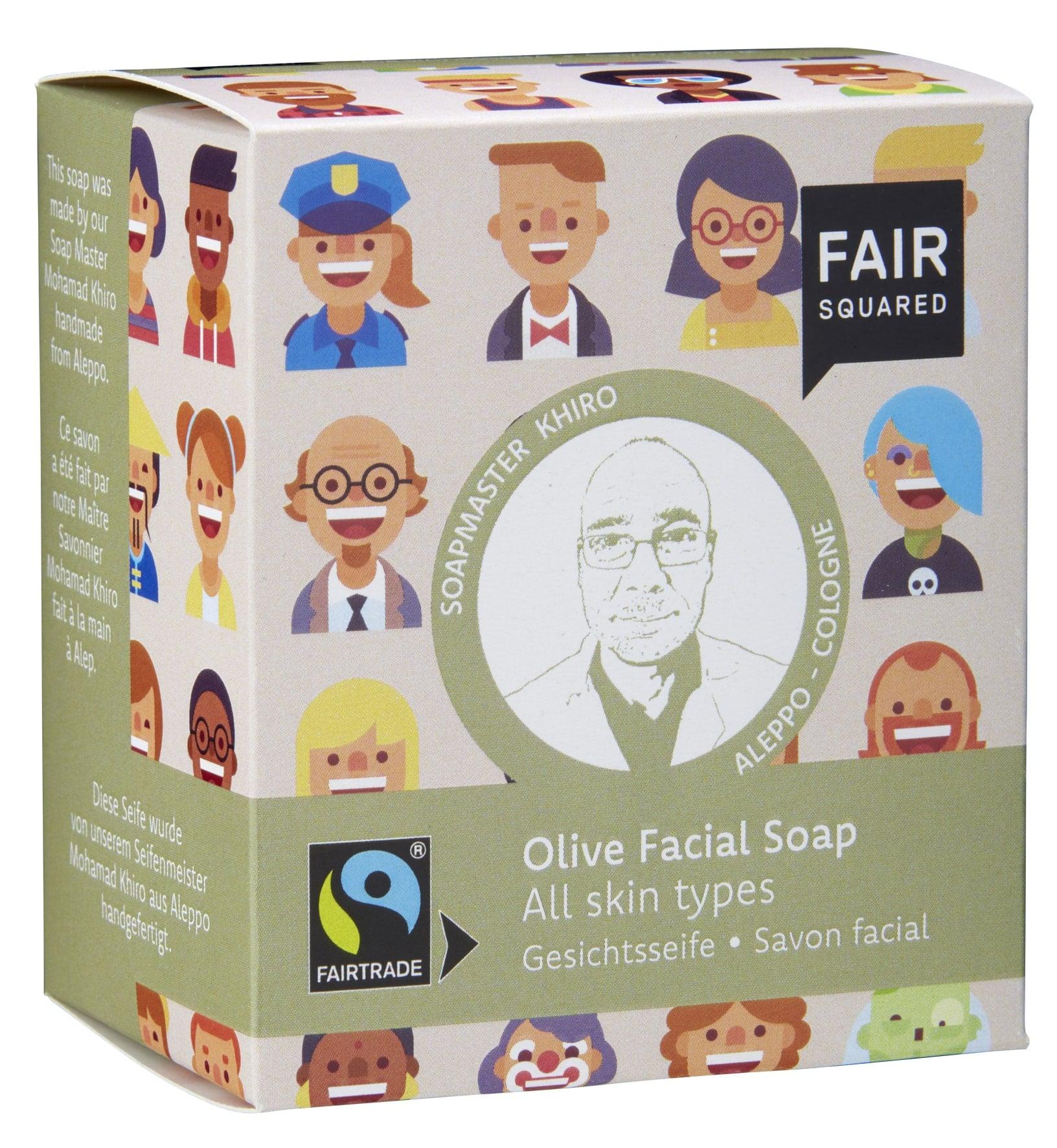 Olive Facial Soap