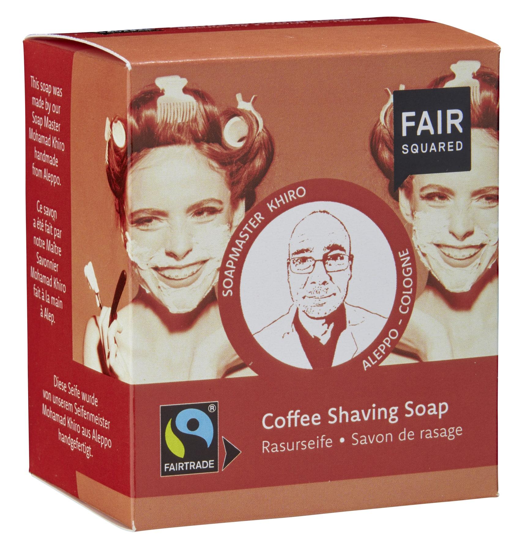 Coffee Shaving Soap