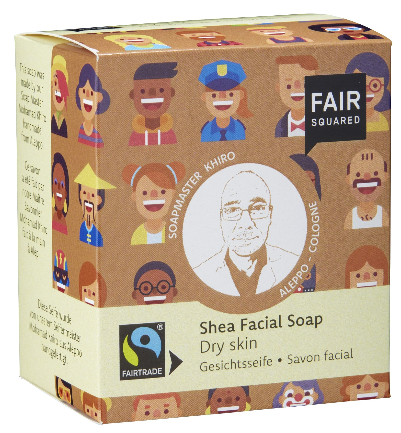 Shea Facial Soap Dry Skin