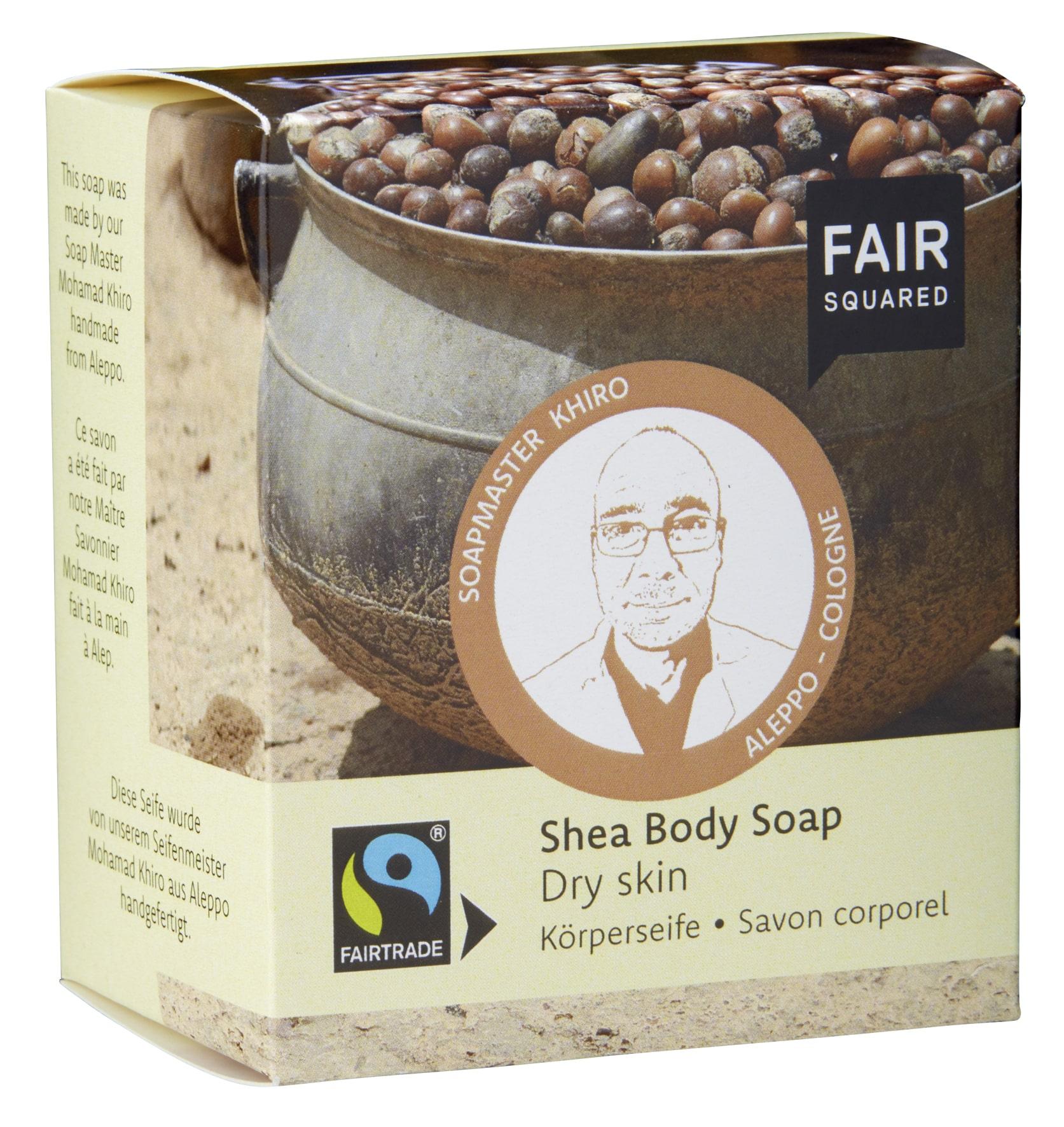 Shea Body Soap Dry Skin