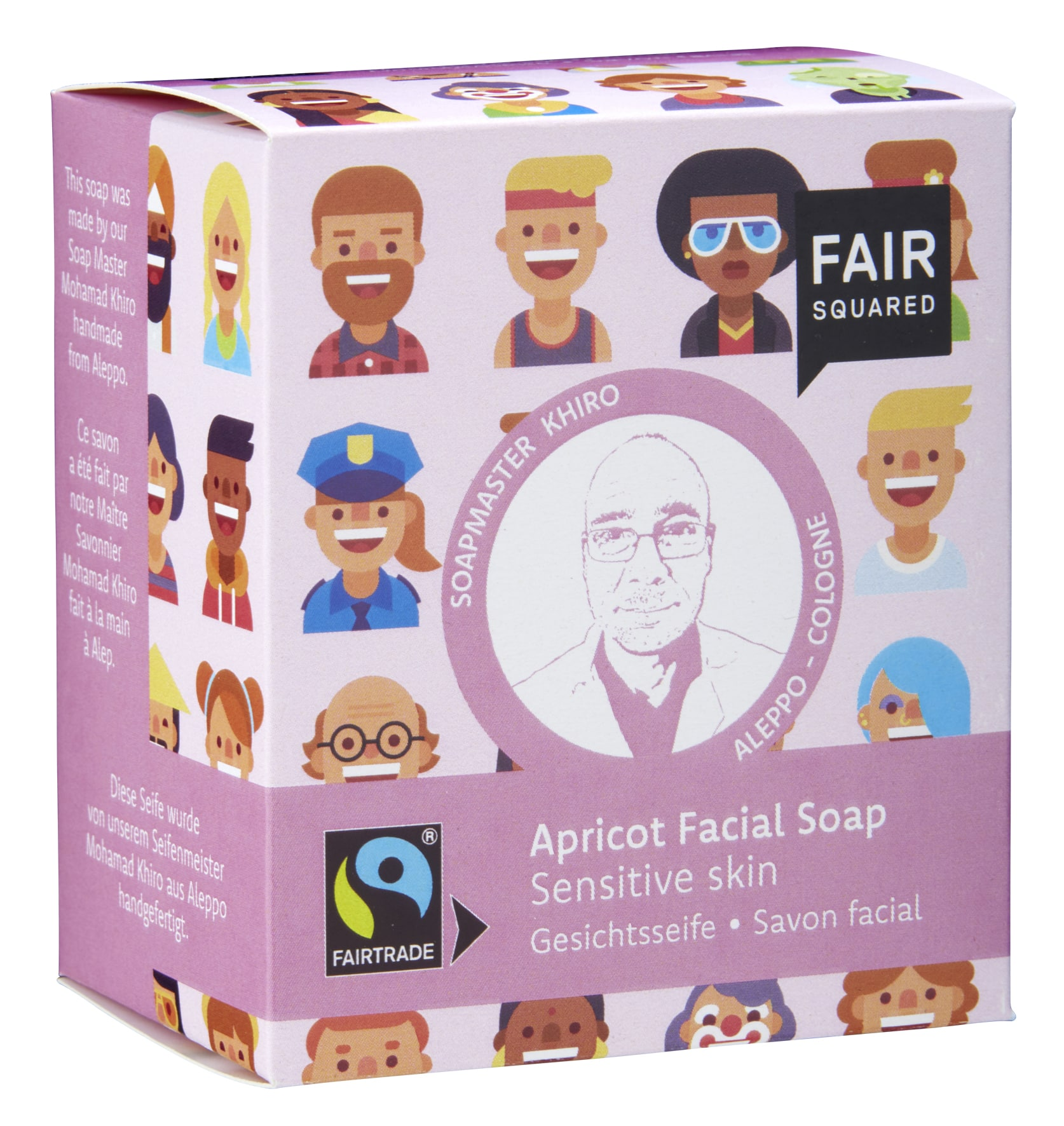 Apricot Facial Soap Sensitive