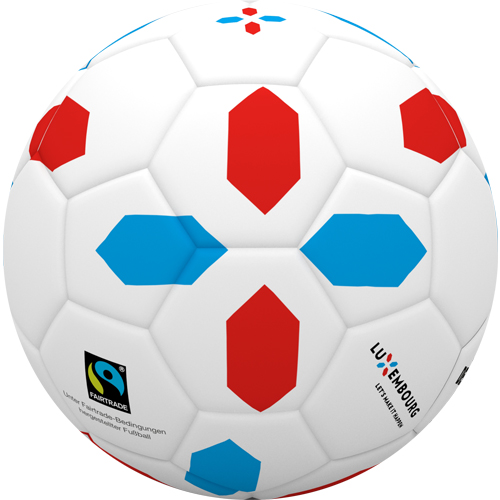 Luxembourg Fairtrade v20 Miniball