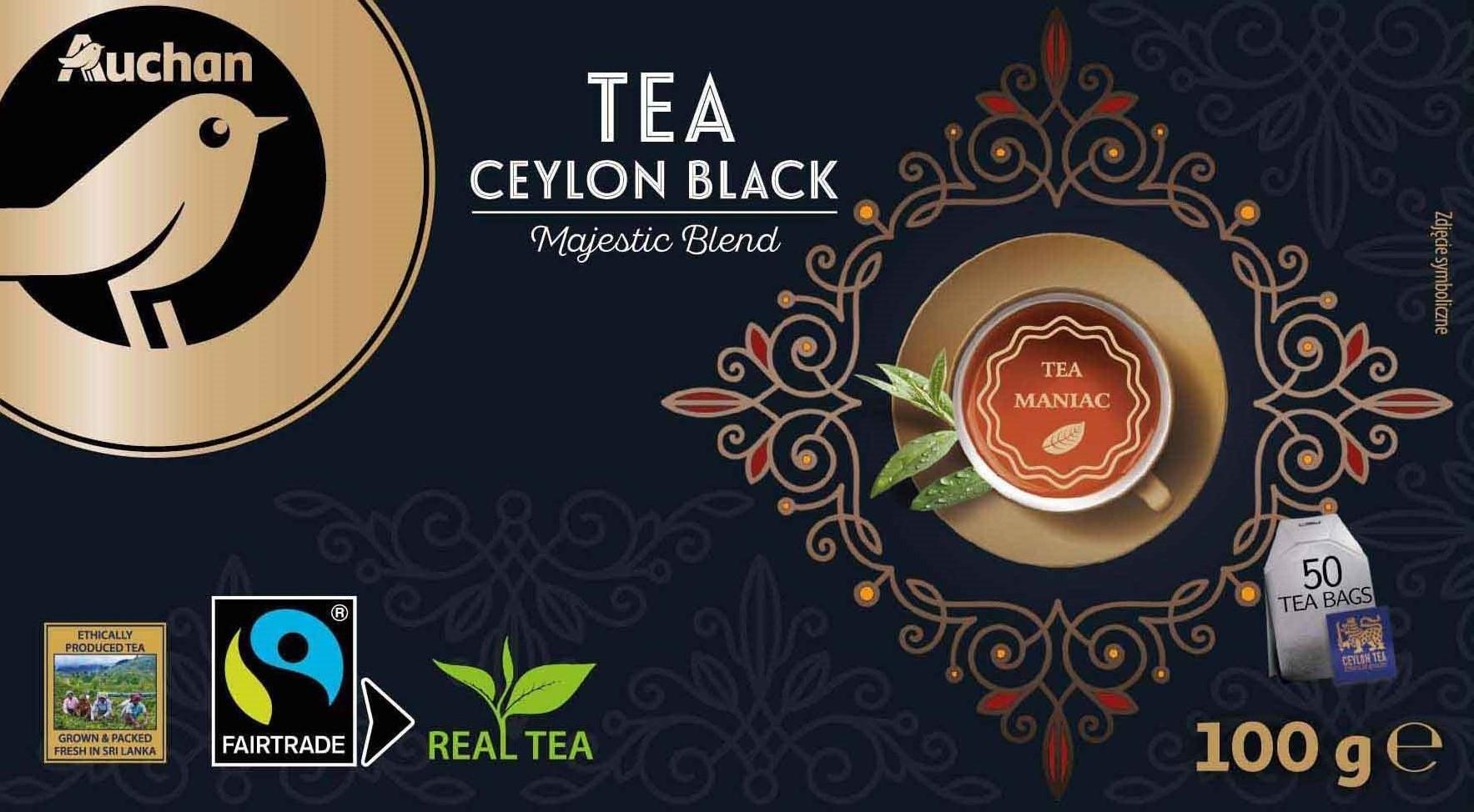 Tea Ceylon Black