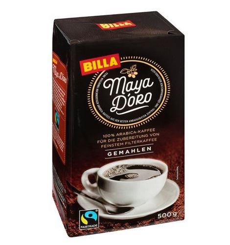 Kaffee Maya D'Oro gemahlen VP geschr.