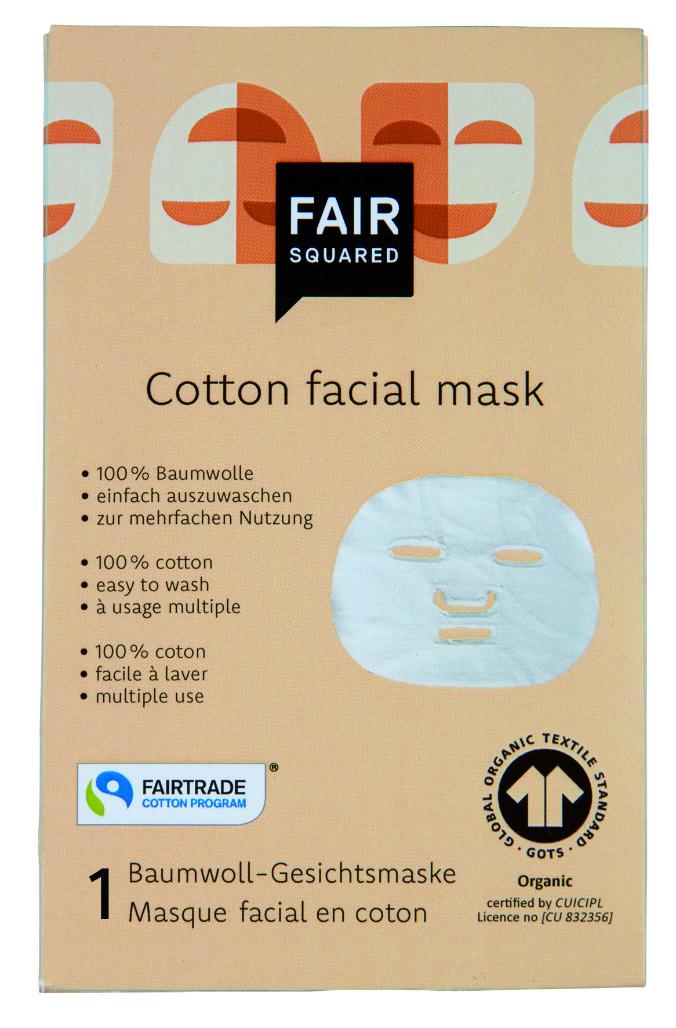 Cotton Facial Mask