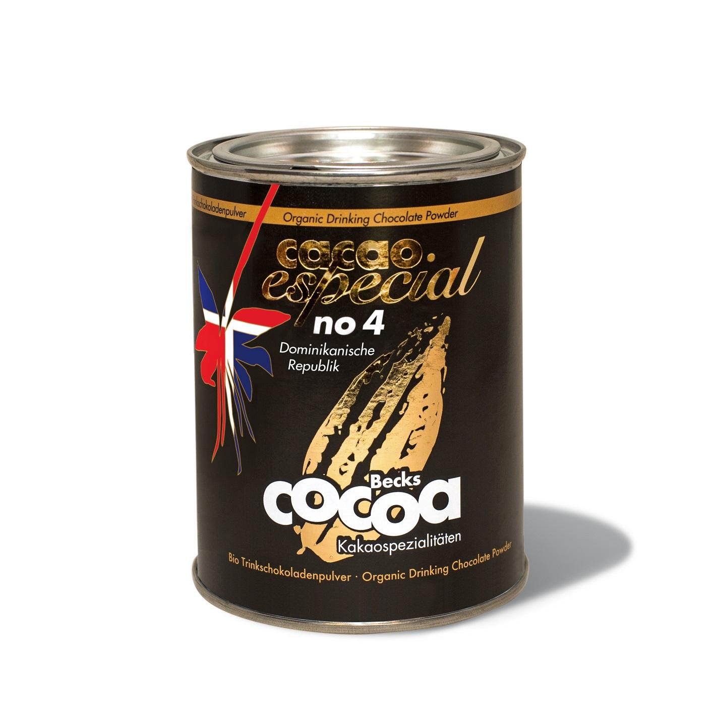 Becks Cocoa Especial No4 Dominikanische Republik