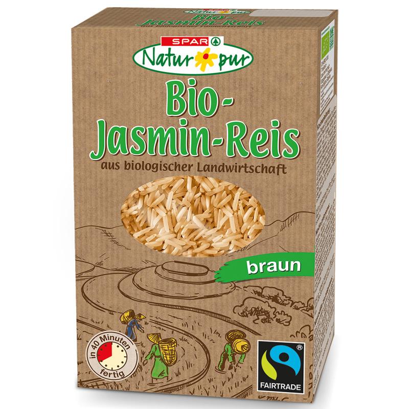 Jasmin Reis braun