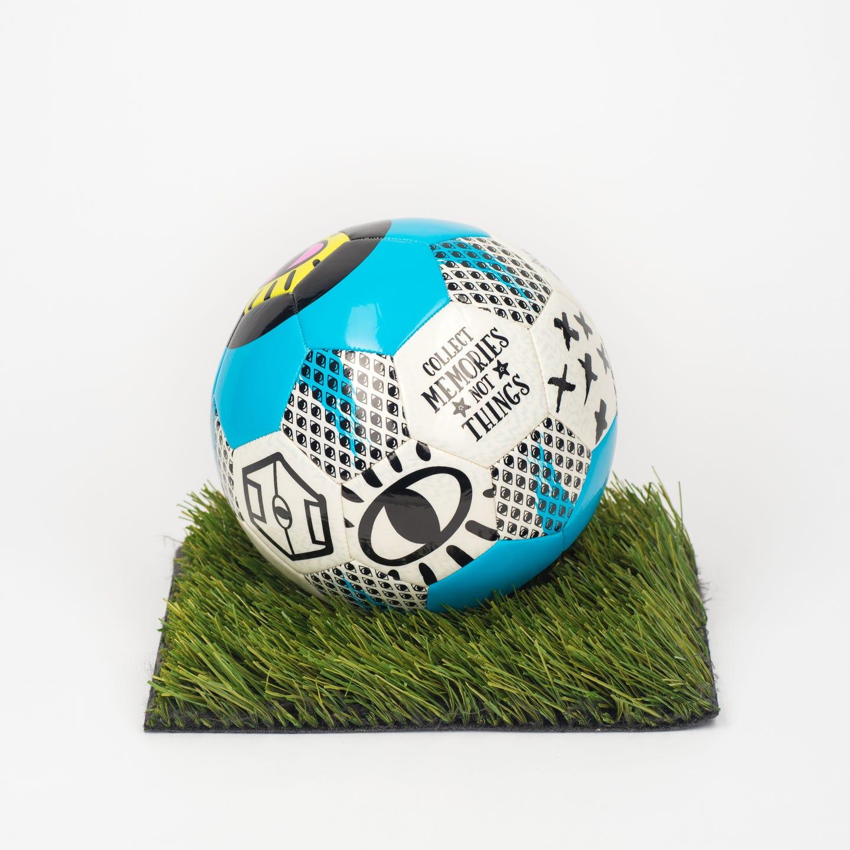 BALLDESIGNER EYE Fußball