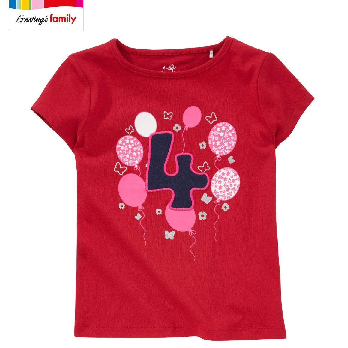 Kleinkind Mädchen T-Shirt