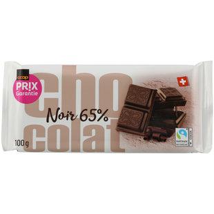 Dunkel Tafel Schokolade 65