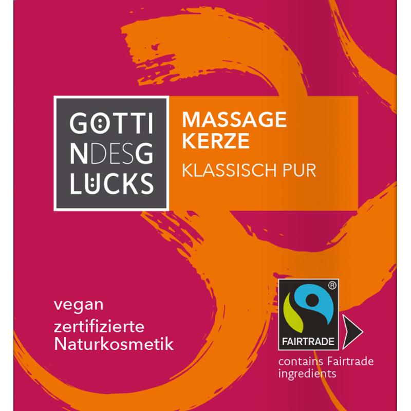 GDG Massagekerze Shea