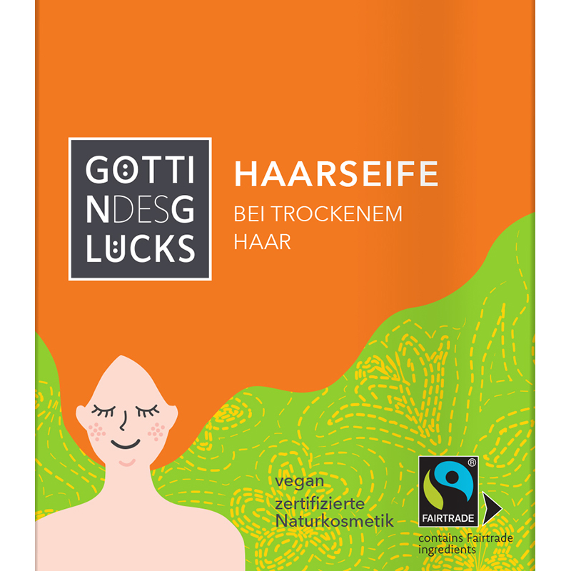 GDG Haarseife mit Shea Butter