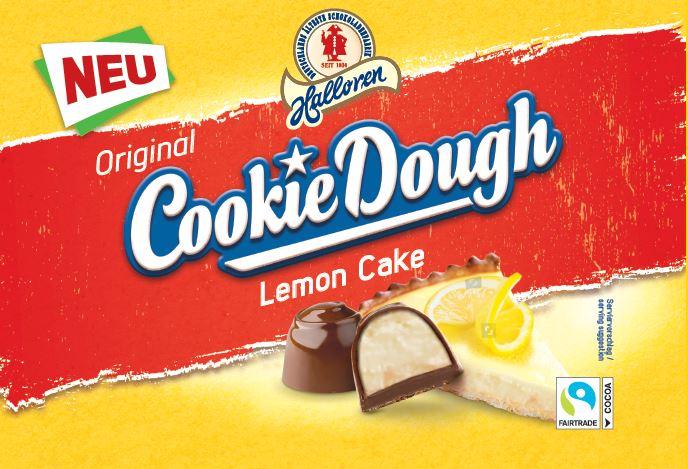 Cookie Dough Lemon Cake 150g