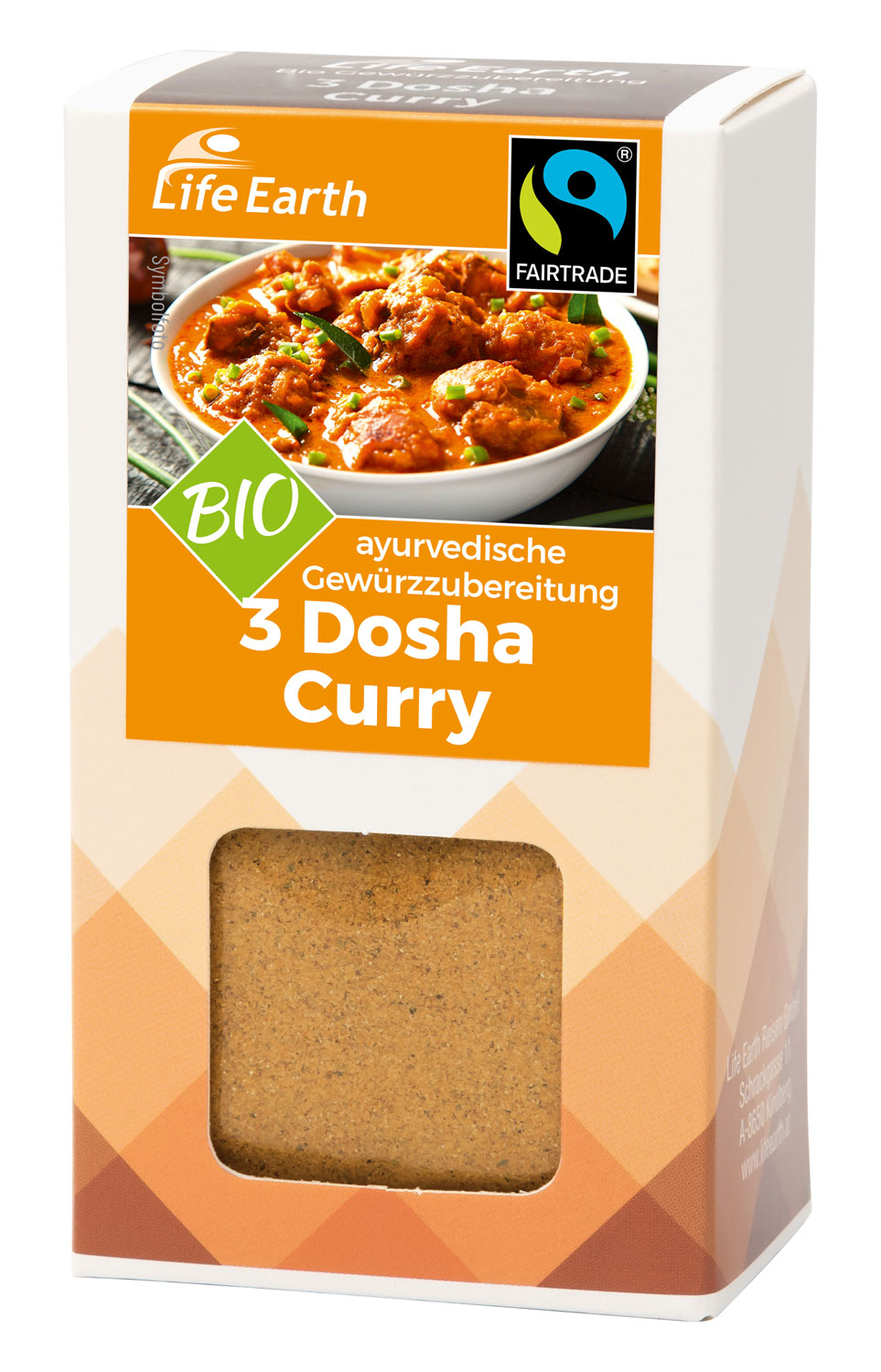 3 Dosha Curry