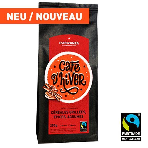 Winterkaffee, Bohnen