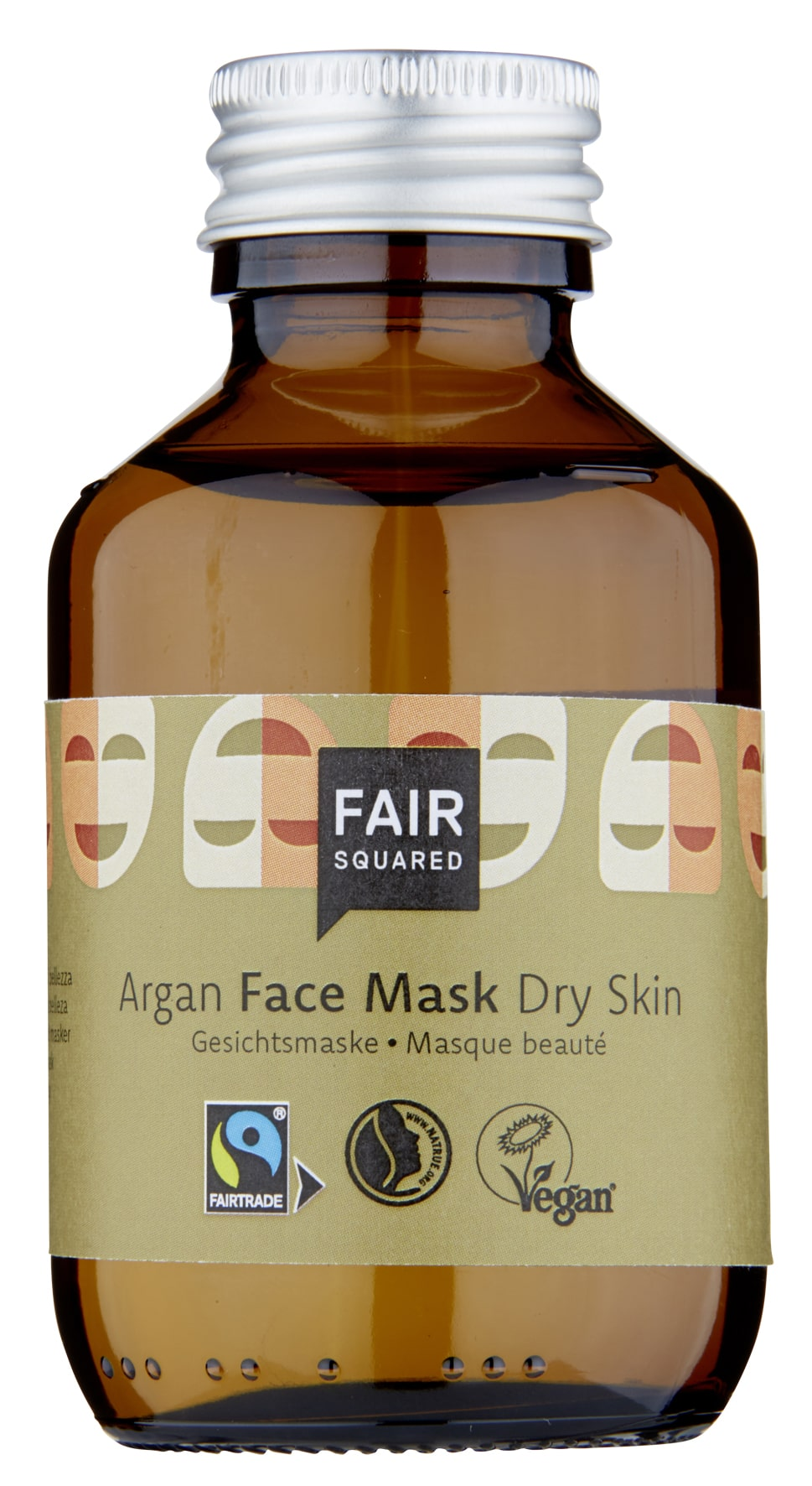 Argan Facial Mask Dry Skin